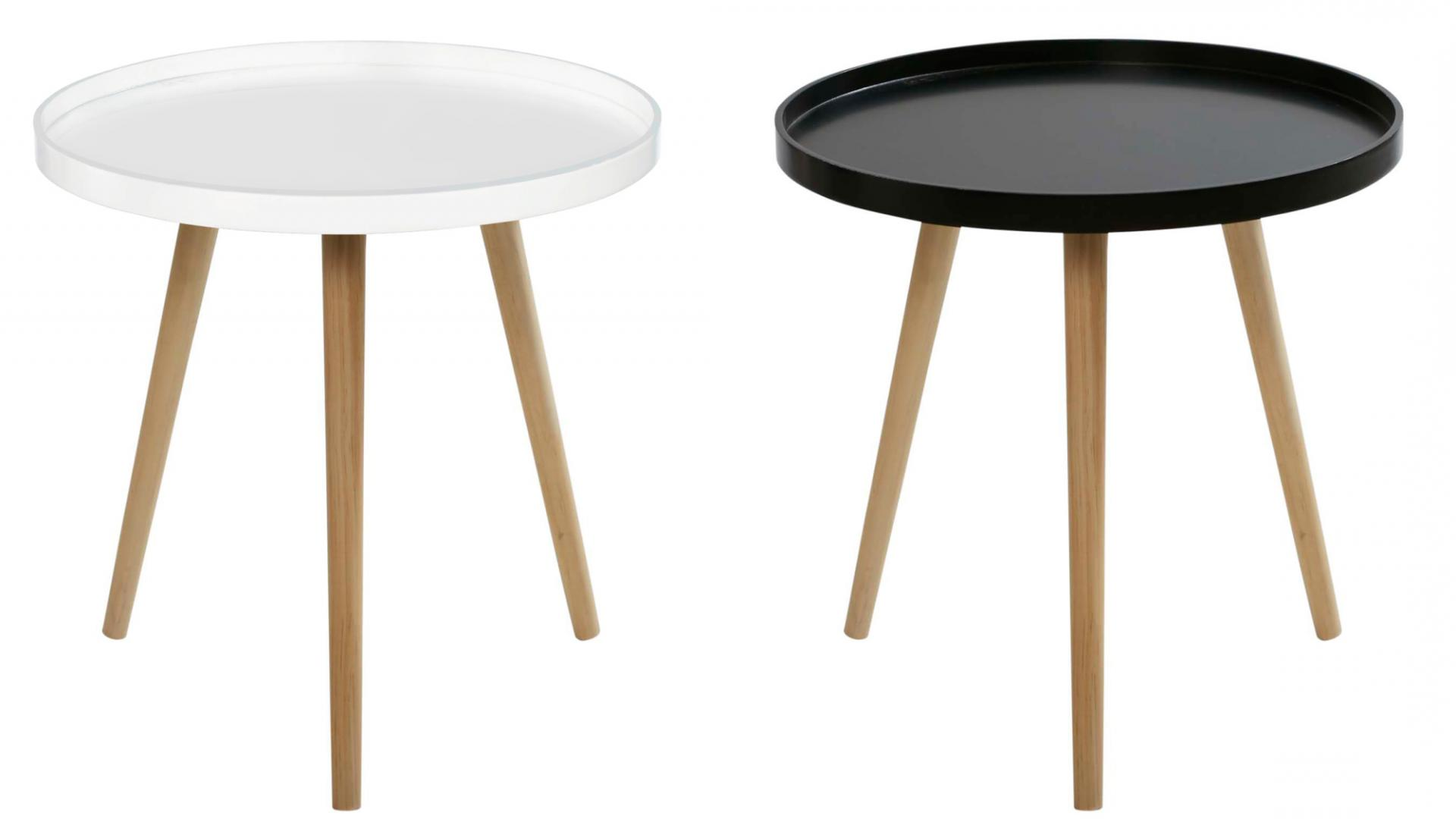 modern round coffee tables under $200