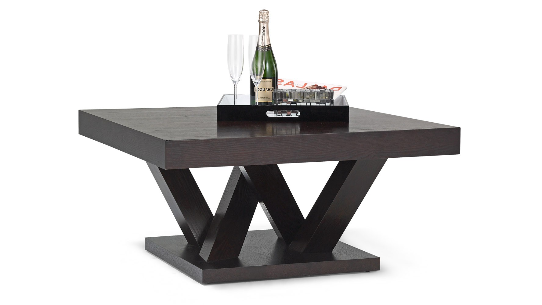 modern wooden coffee tables under $200