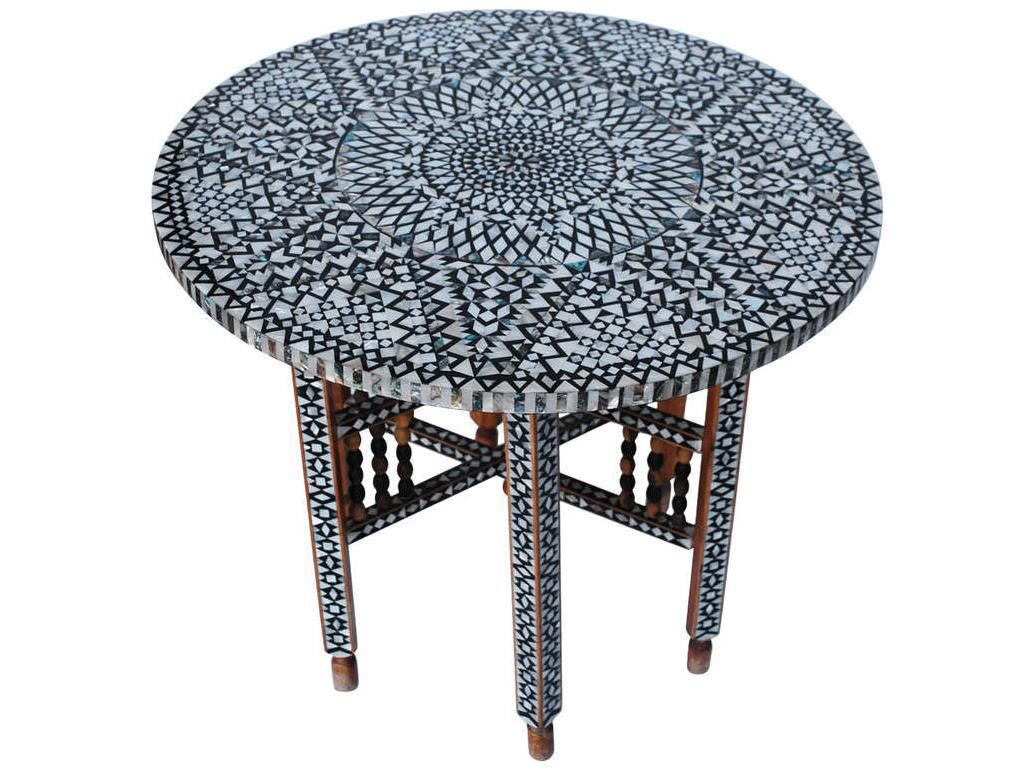moroccan style coffee table 03