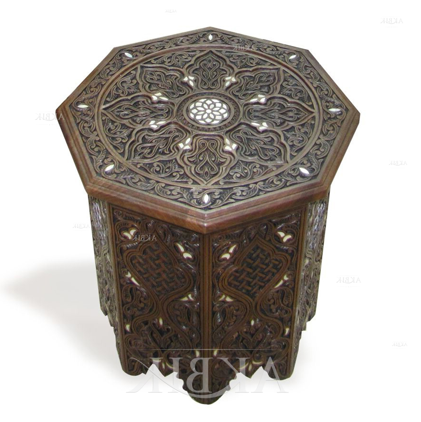 moroccan style coffee table 06
