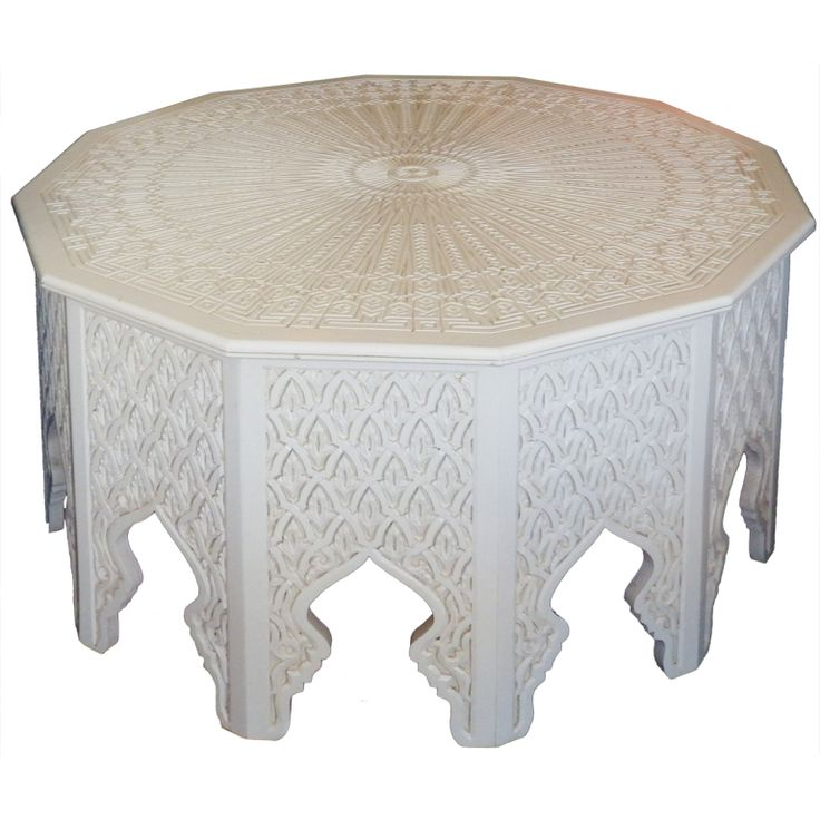 moroccan style coffee table 10