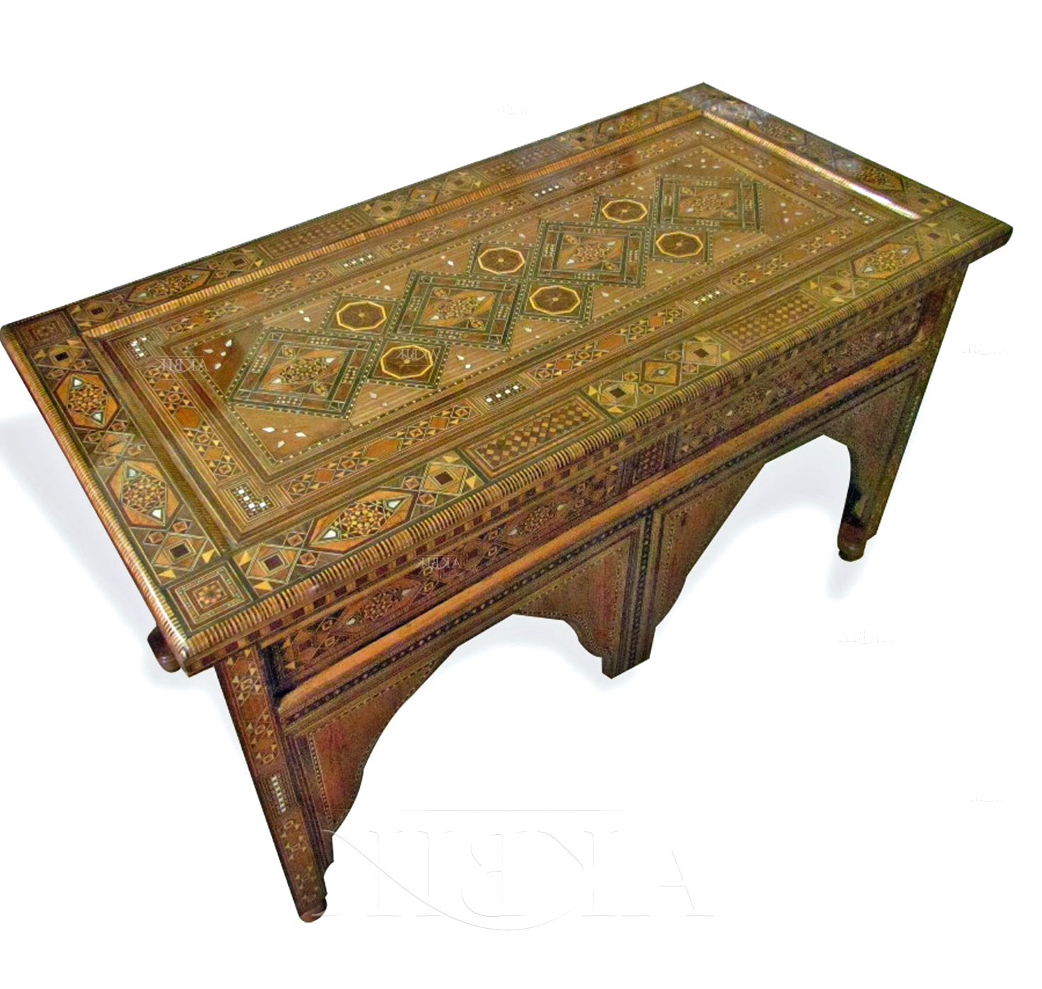 Moroccan Style Coffee Table Furniture