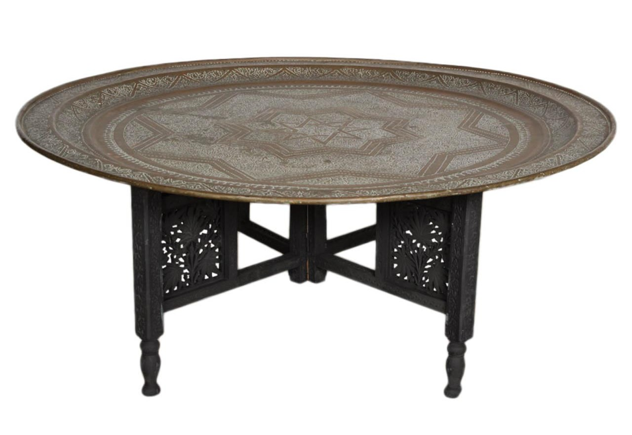 moroccan style coffee table 13