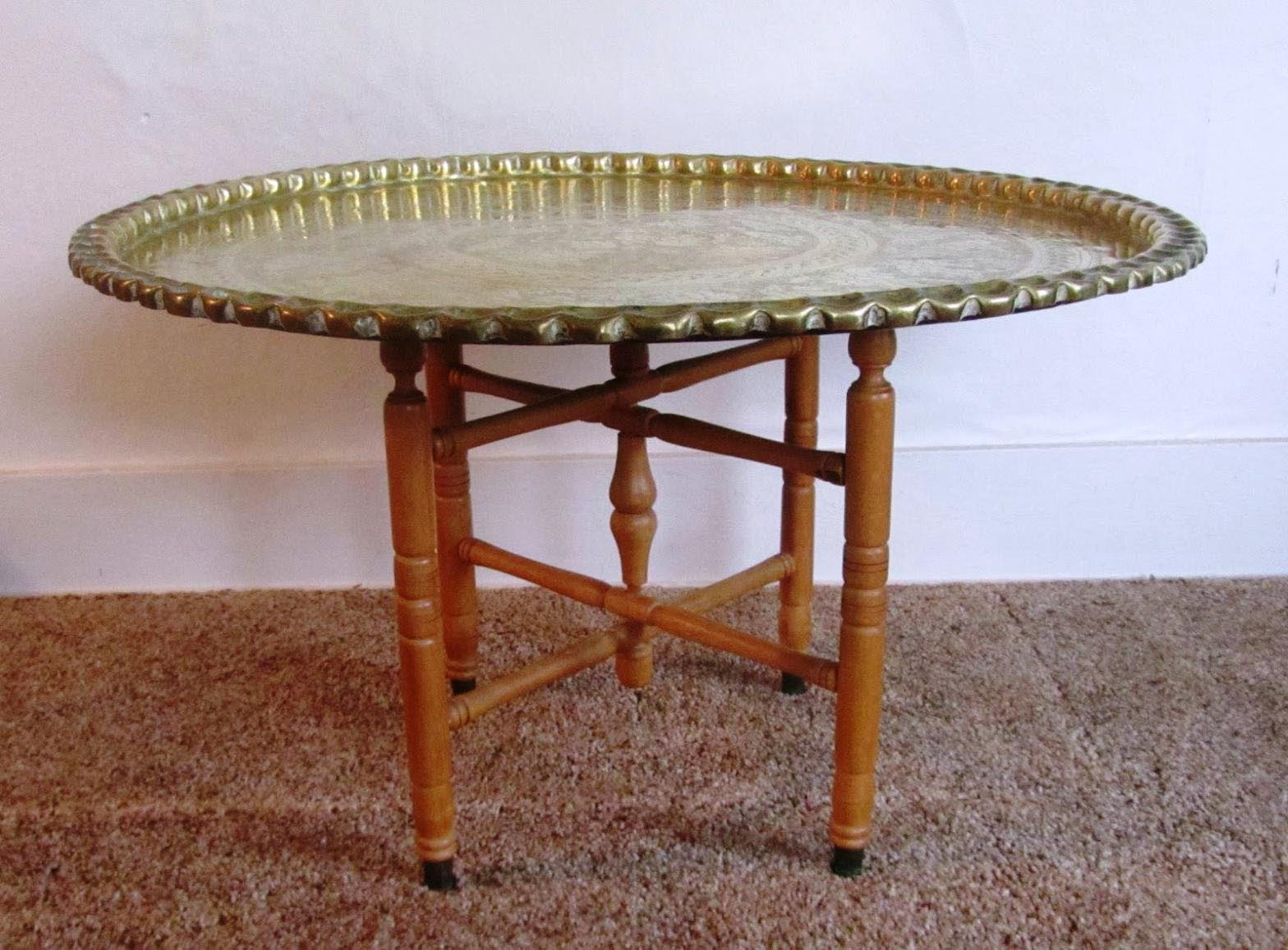 moroccan style coffee table 14