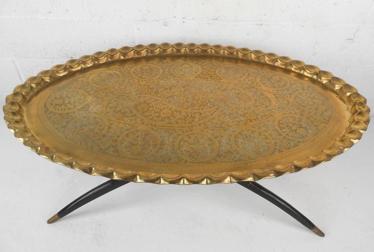 moroccan style coffee table 19
