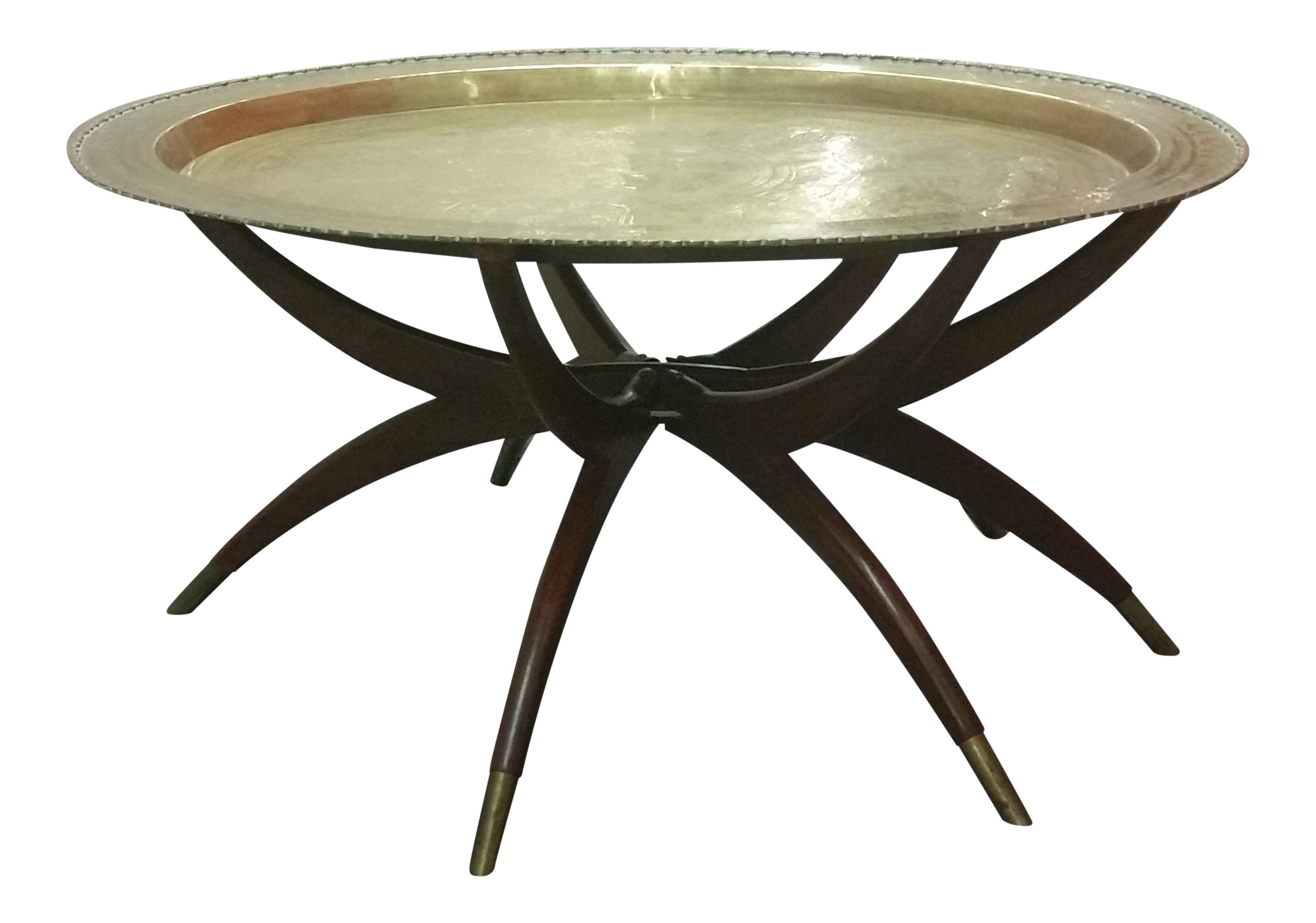 moroccan style coffee table 20