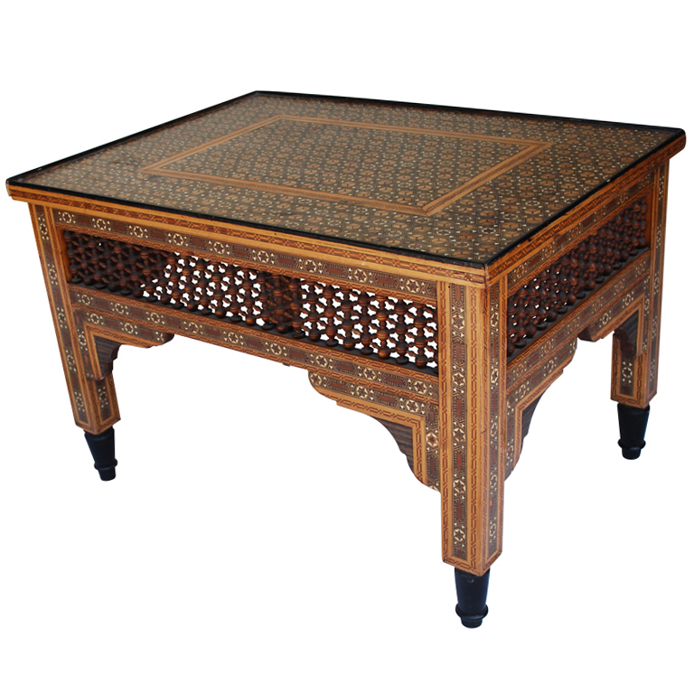 moroccan style coffee table 21