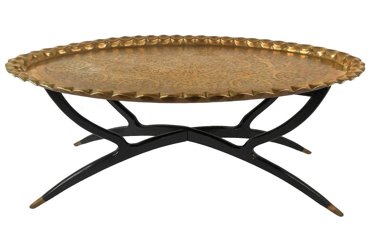 moroccan style coffee table 25