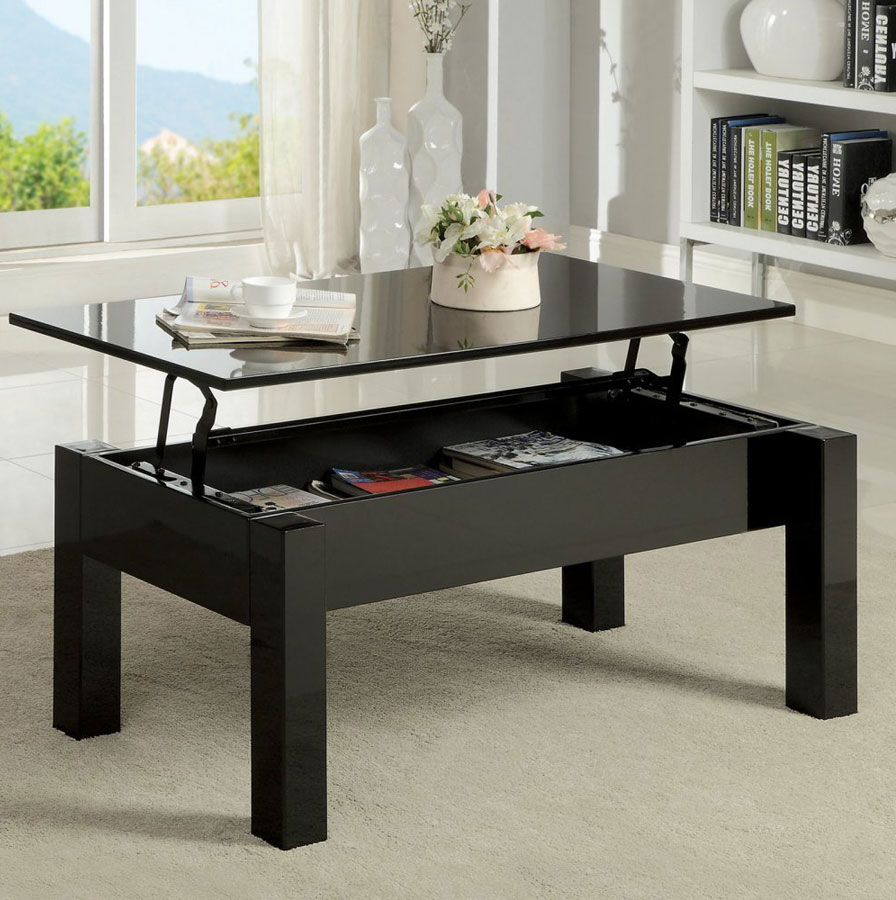 narrow coffee table with storage 02