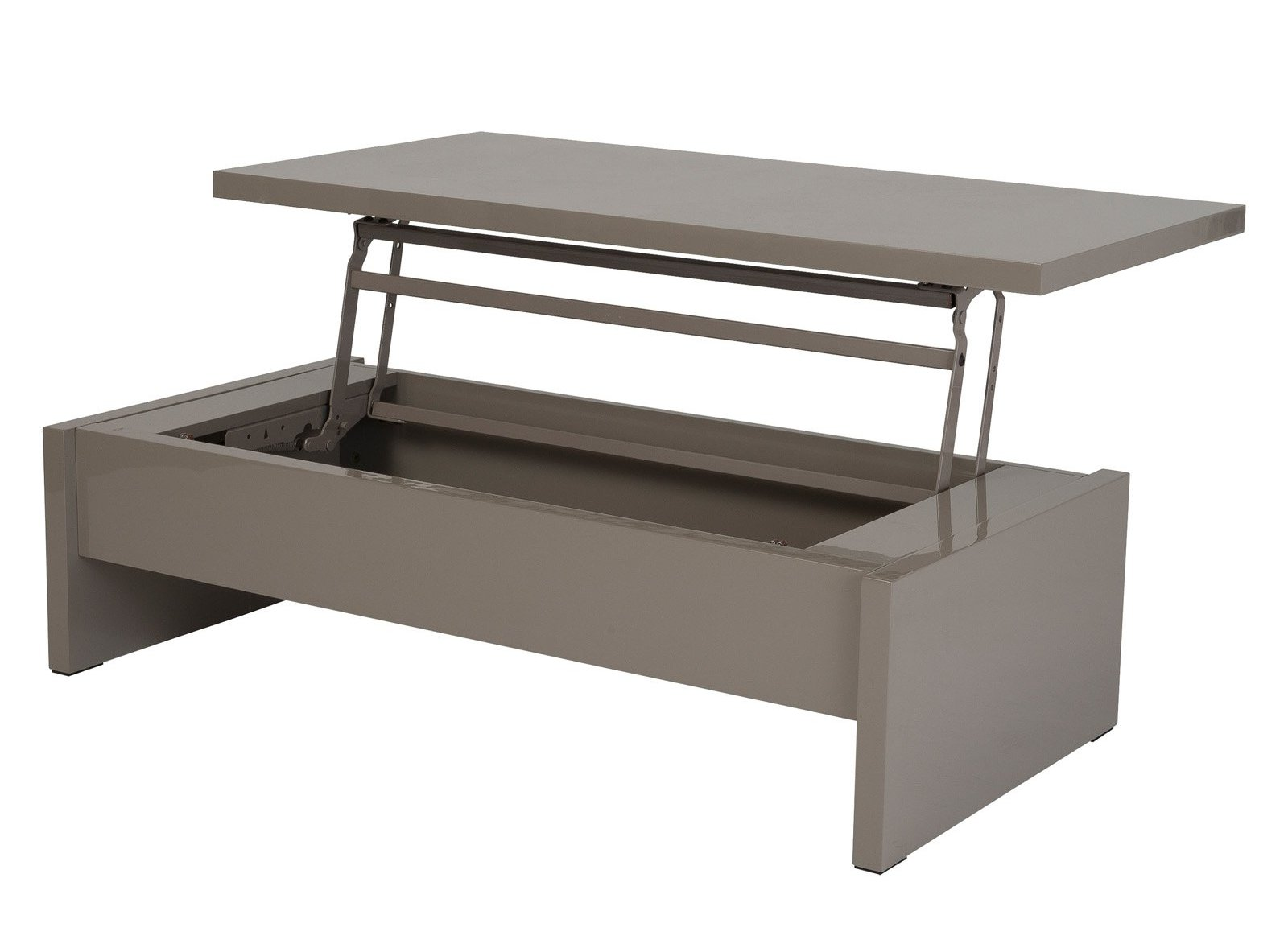 narrow coffee table with storage 11