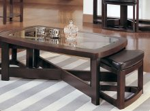 narrow coffee table with storage 17