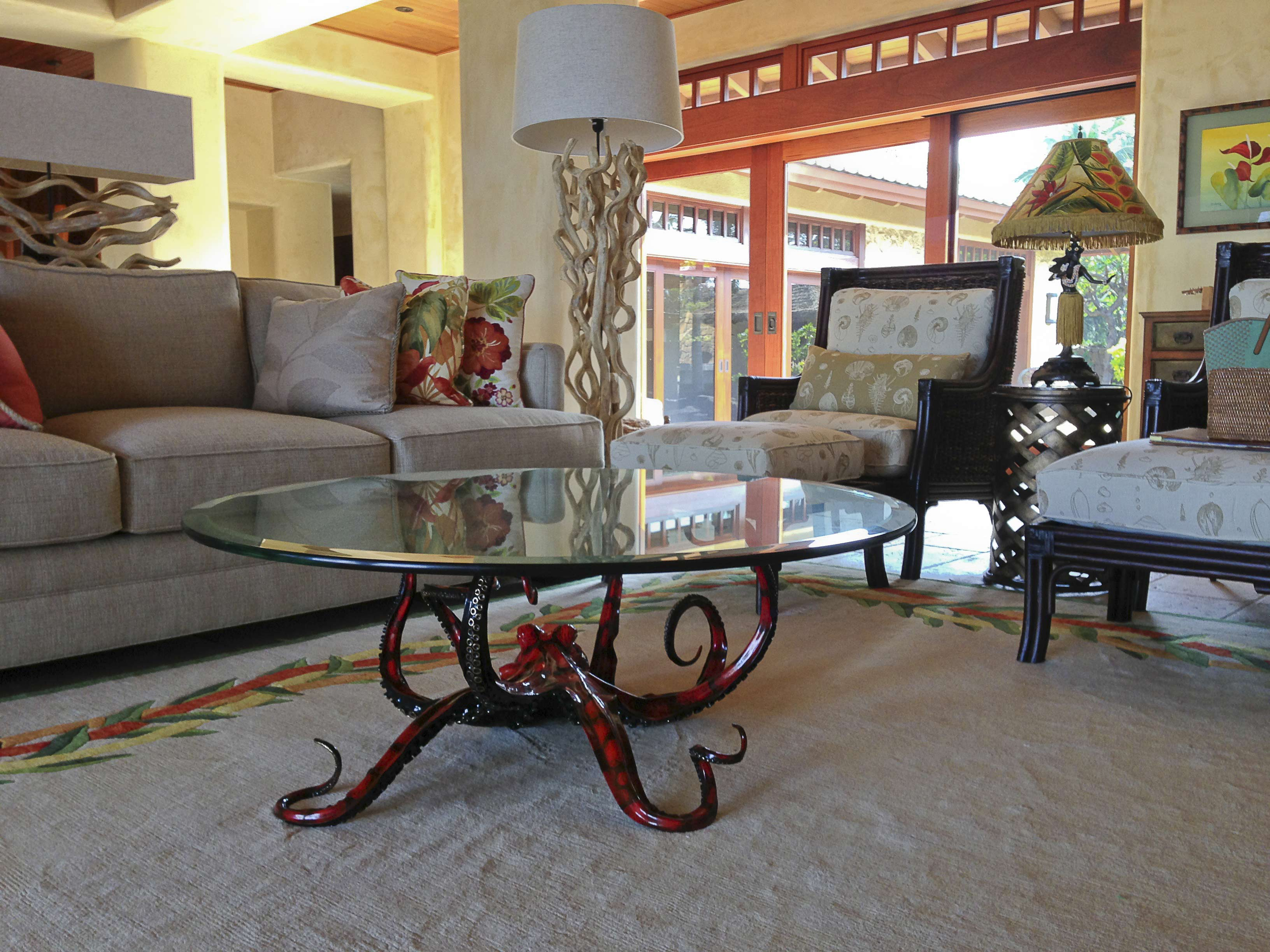octopus coffee table 15