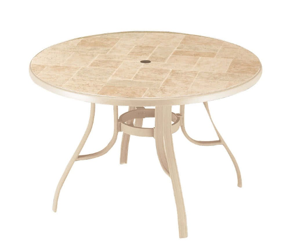 outdoor coffee table with umbrella hole 03