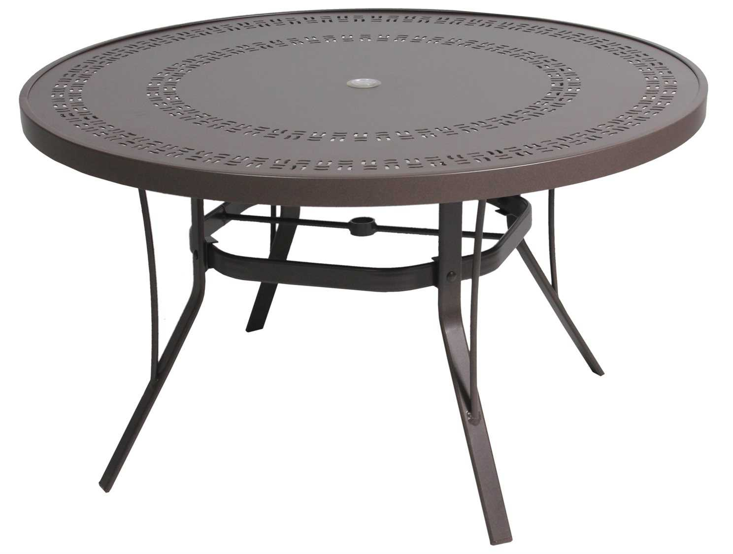 outdoor coffee table with umbrella hole 11