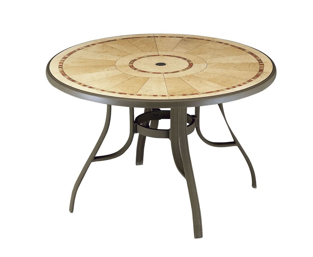 outdoor coffee table with umbrella hole 17