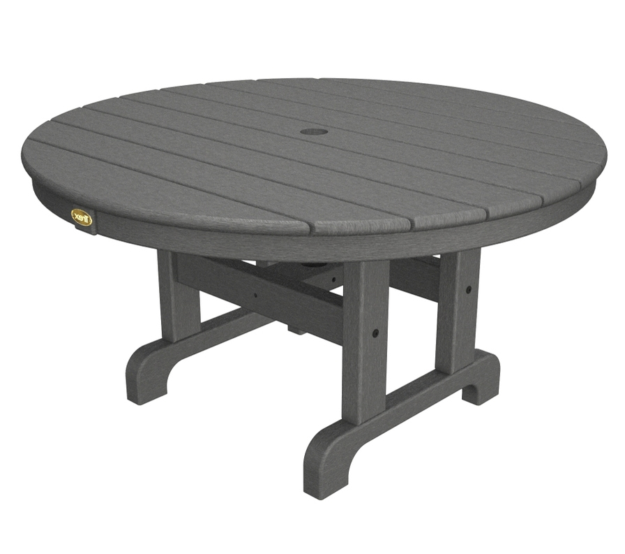 outdoor coffee table with umbrella hole 19