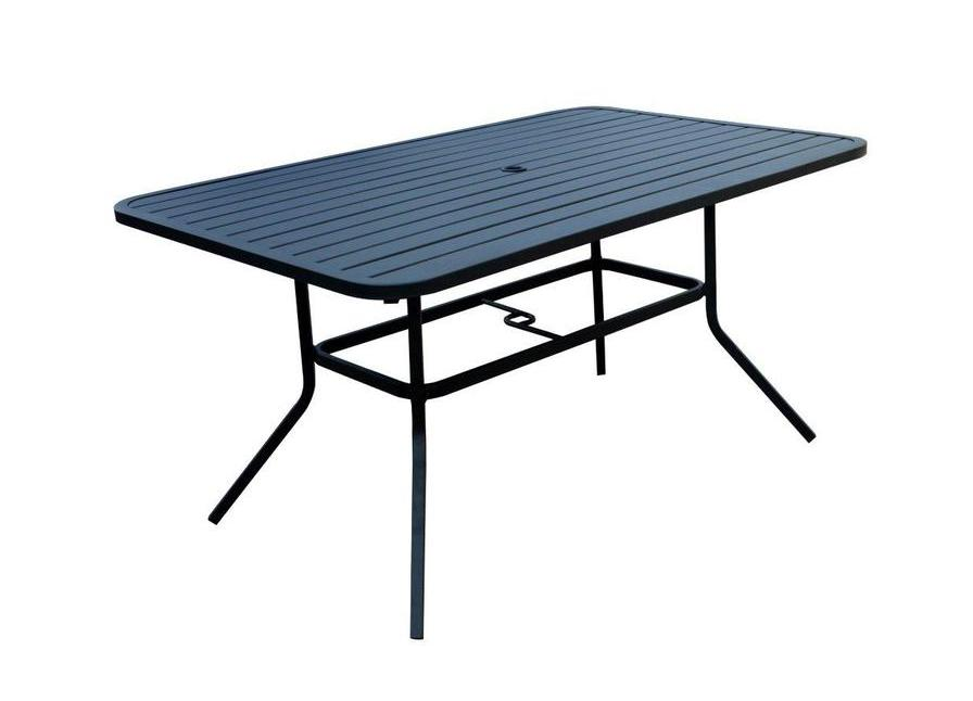 outdoor coffee table with umbrella hole 24