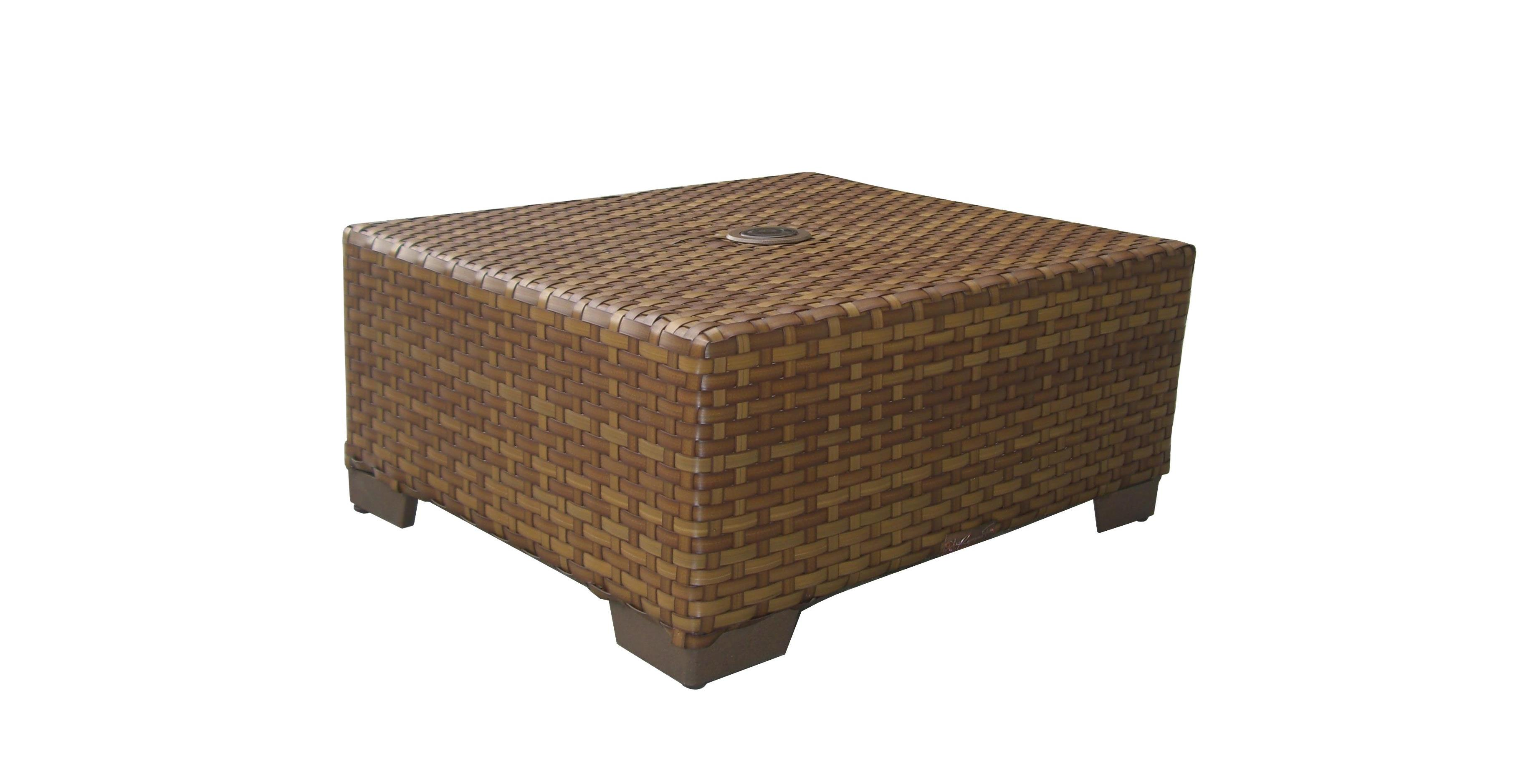 outdoor coffee table with umbrella hole 25