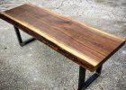 raw edge coffee table 10