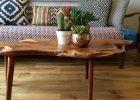raw edge coffee table 20
