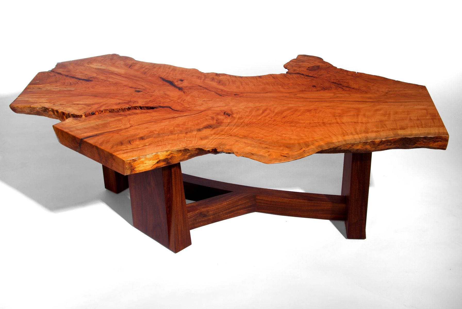 raw edge coffee table 21