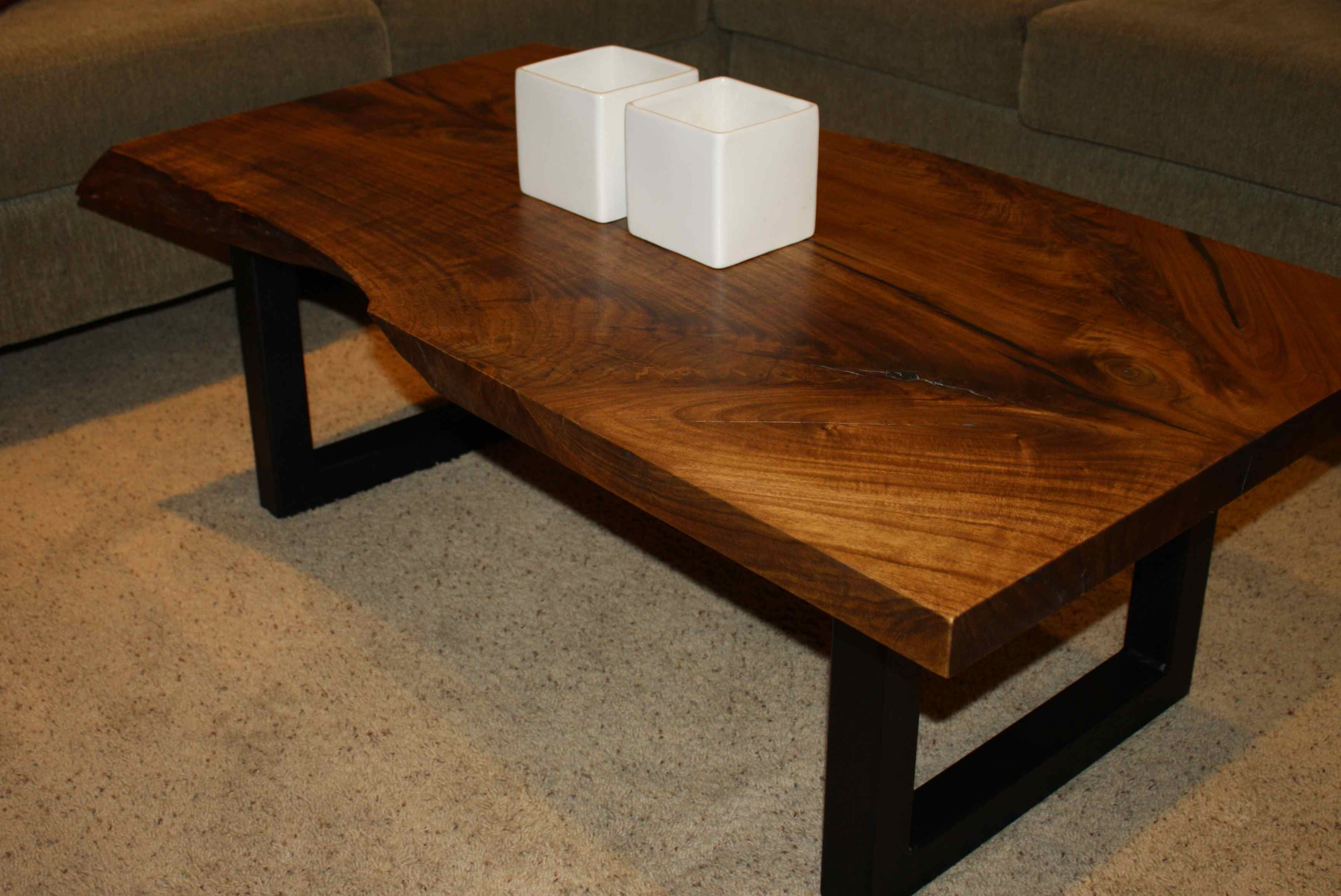raw edge coffee table 22