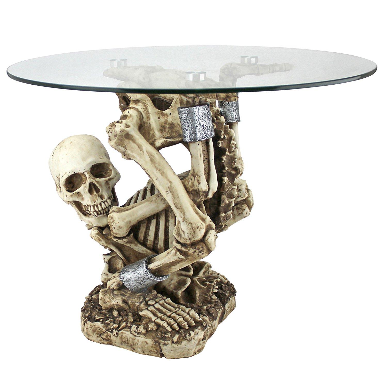 skull coffee table 01