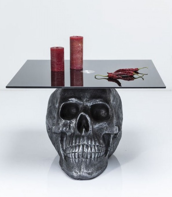 Skull Coffee Table Furniture Roy Home Design