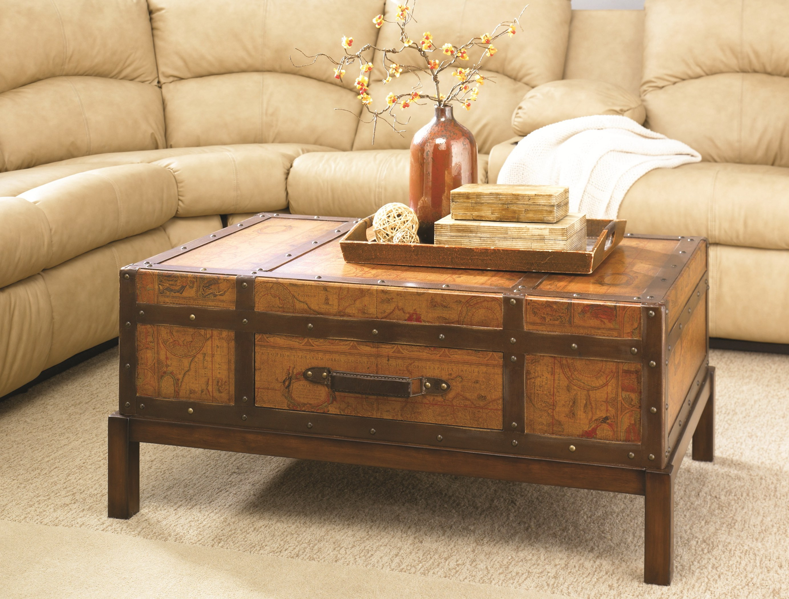 trunk coffee table target 19