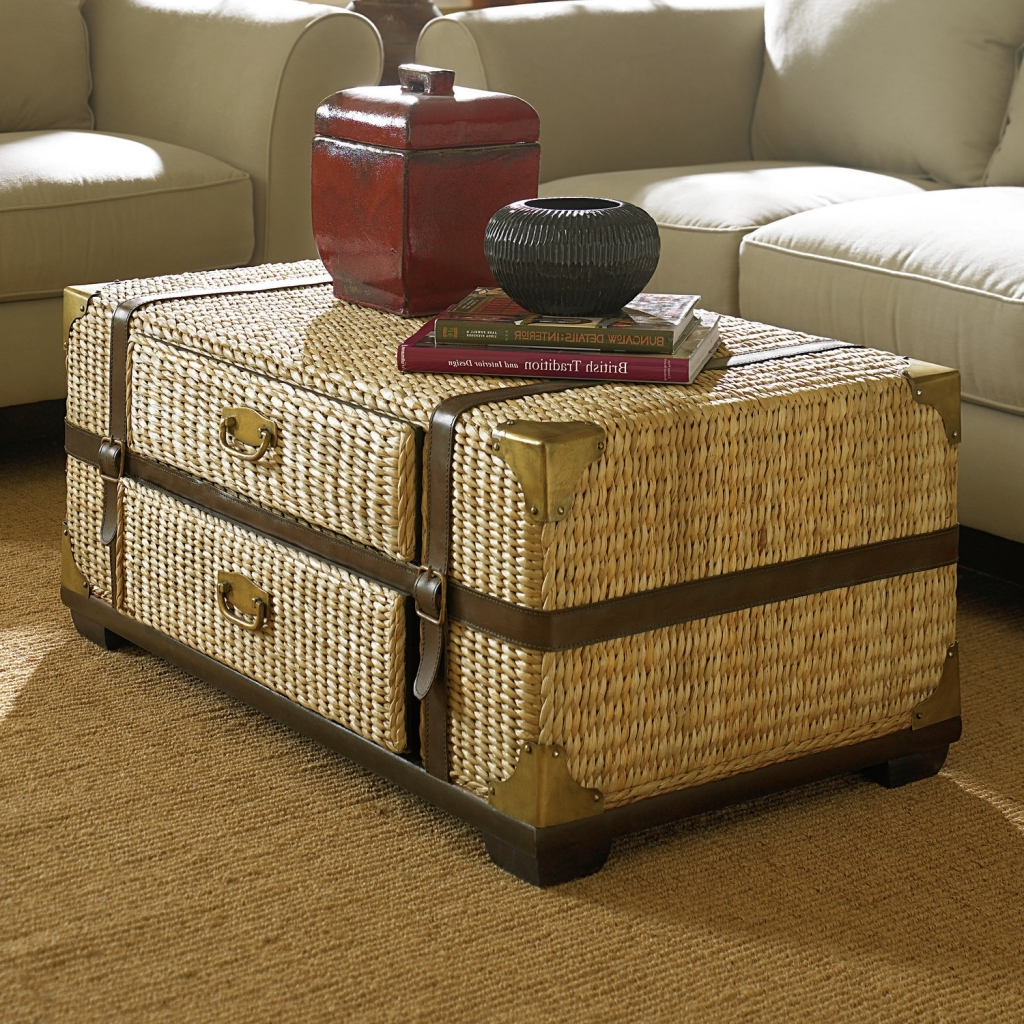 trunk coffee table target 20