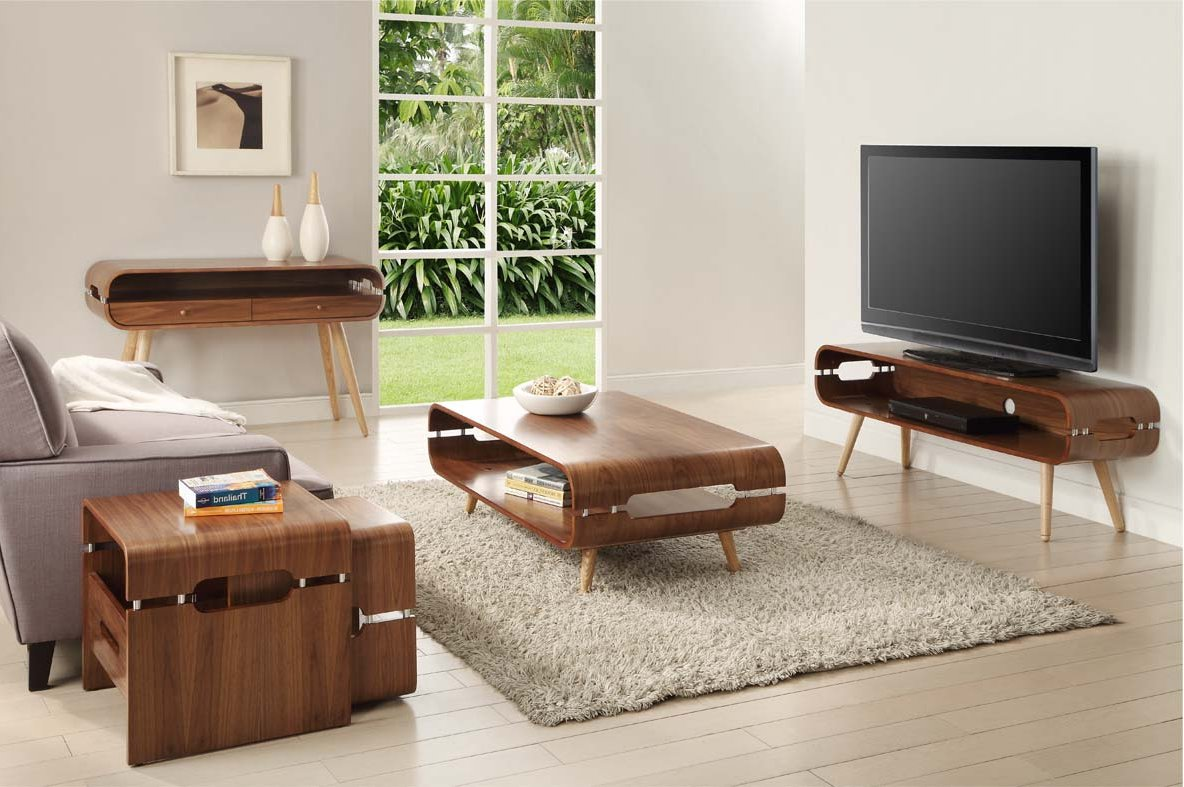 Table With Tv : Tv stand and coffee table set roy home design