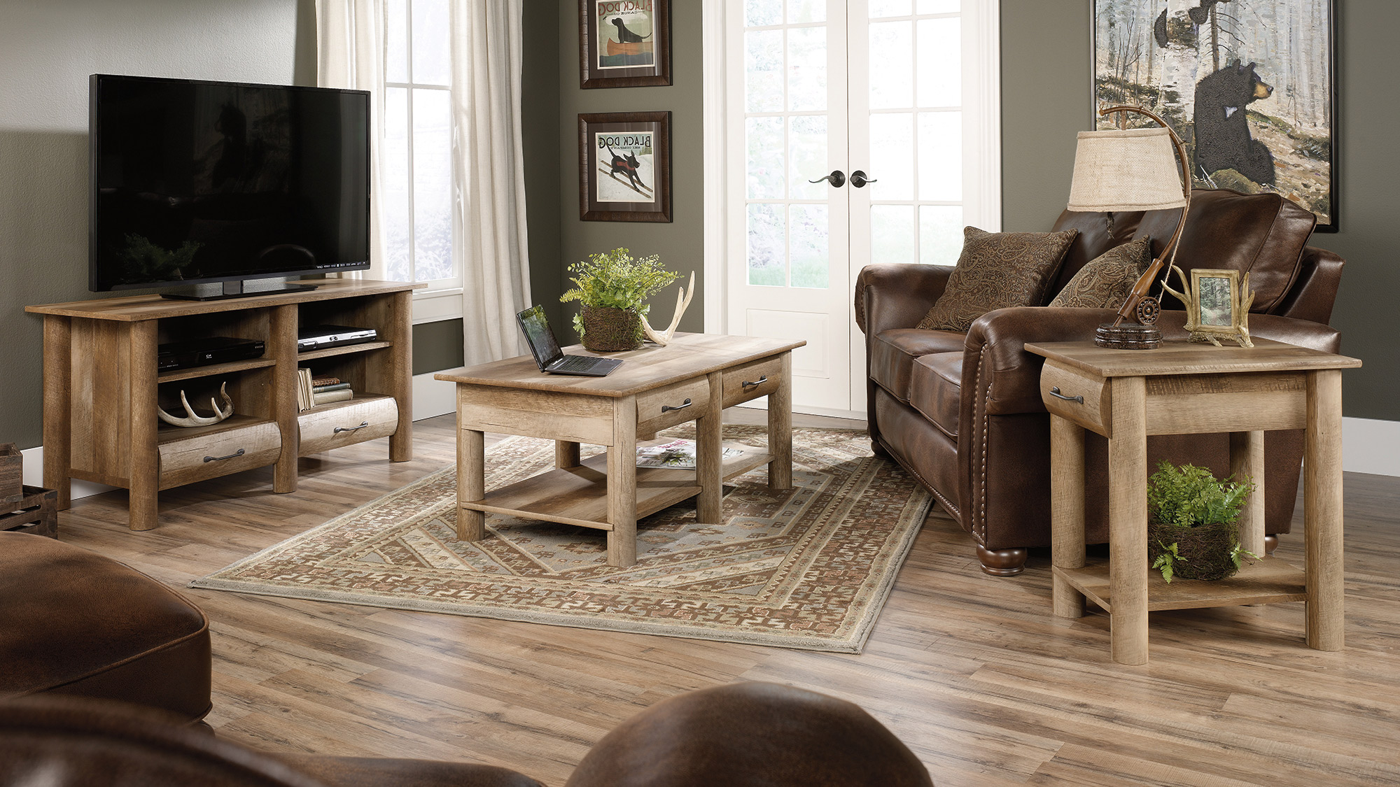 tv stand and coffee table set 19