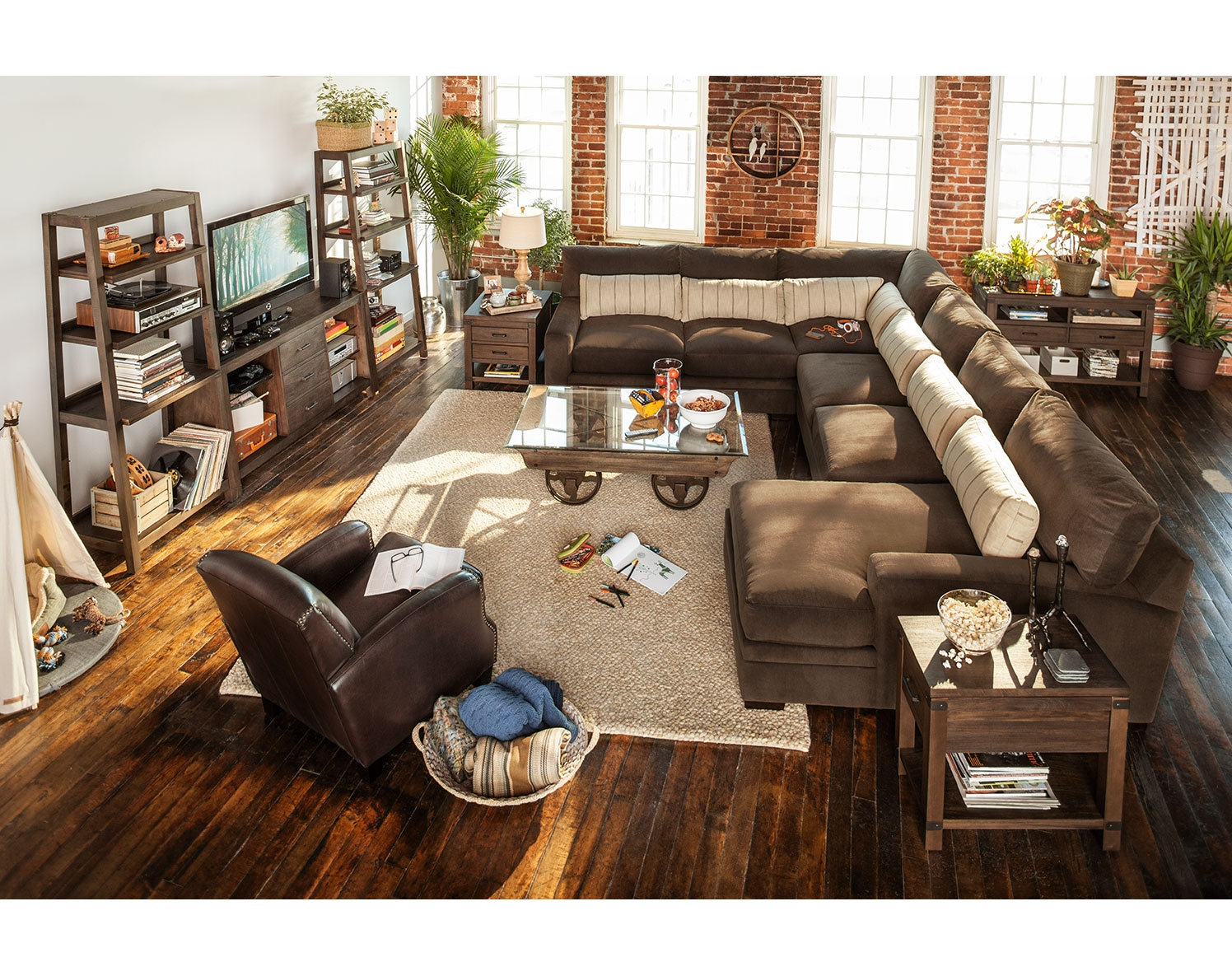 Value city furniture coffee tables and end tables roy home design Home design golden city furniture