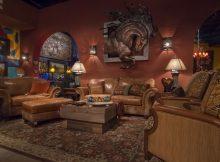 western living room home decor ideas