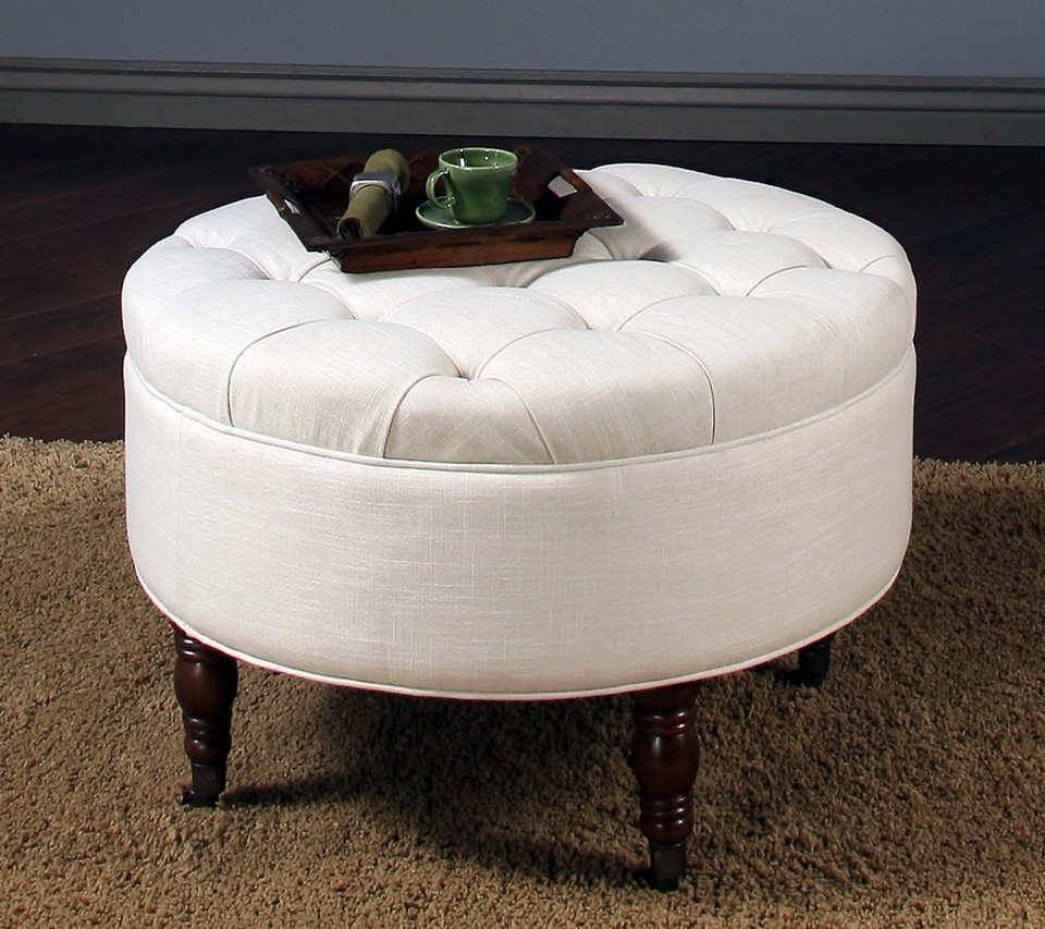 white leather ottoman coffee table 03