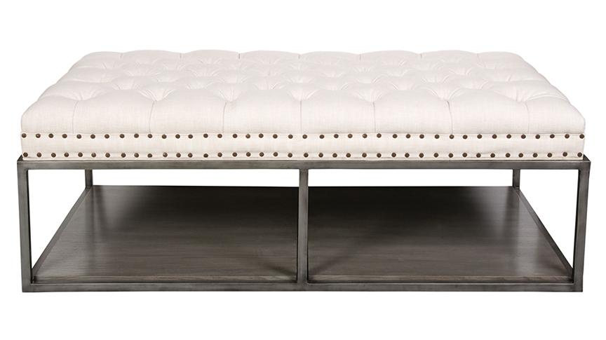 white leather ottoman coffee table 12