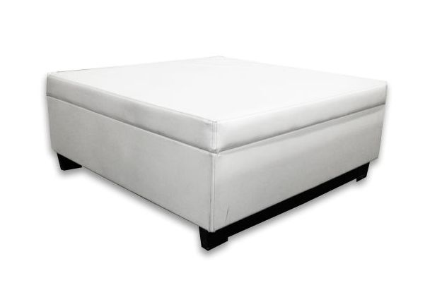 white leather ottoman coffee table 21