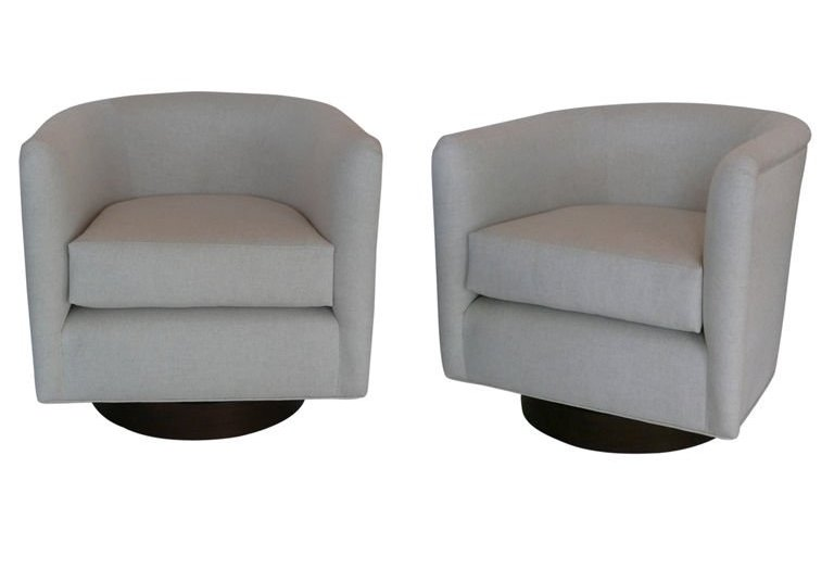a rudin swivel chairs furniture roy home design