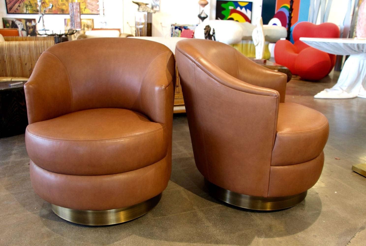 a rudin swivel chairs 14