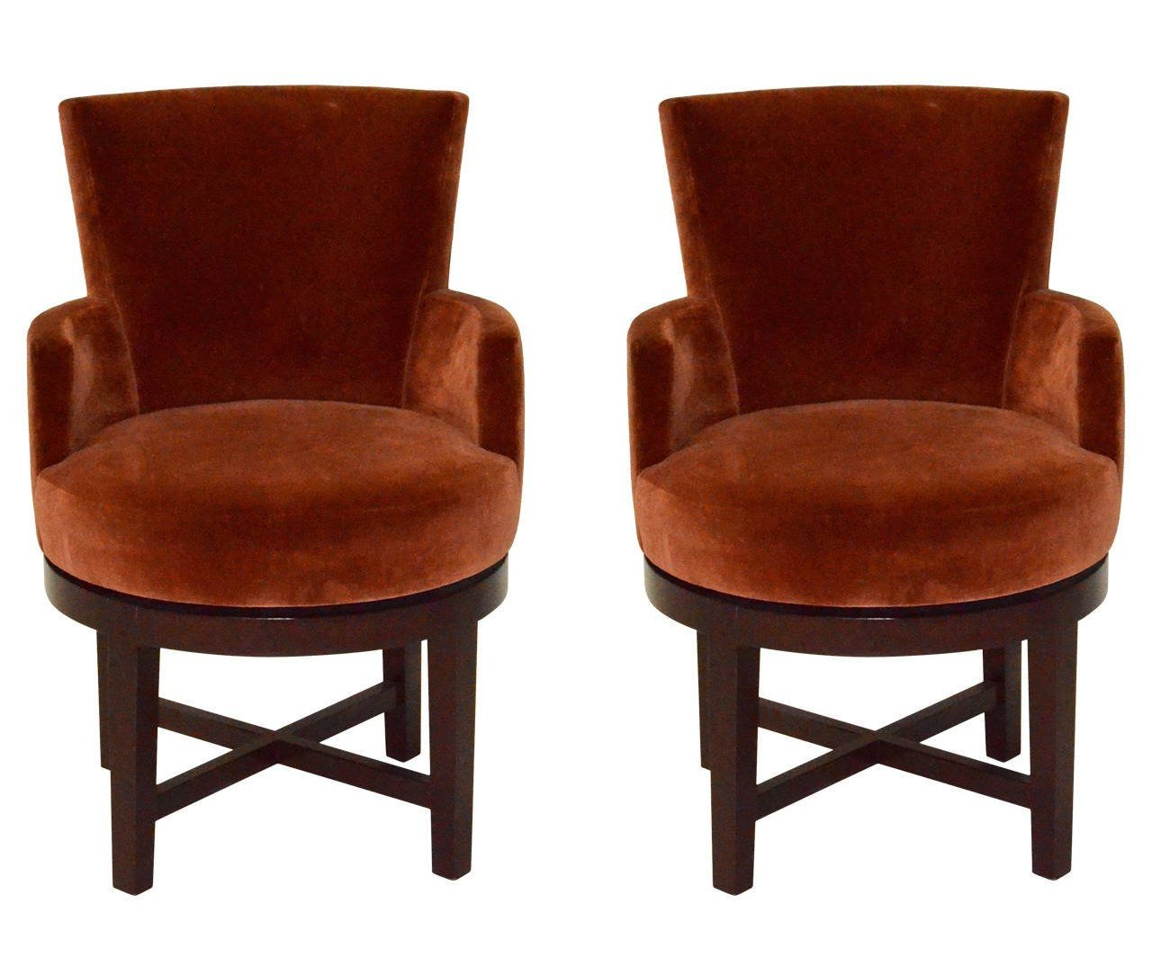 a rudin swivel chairs 17