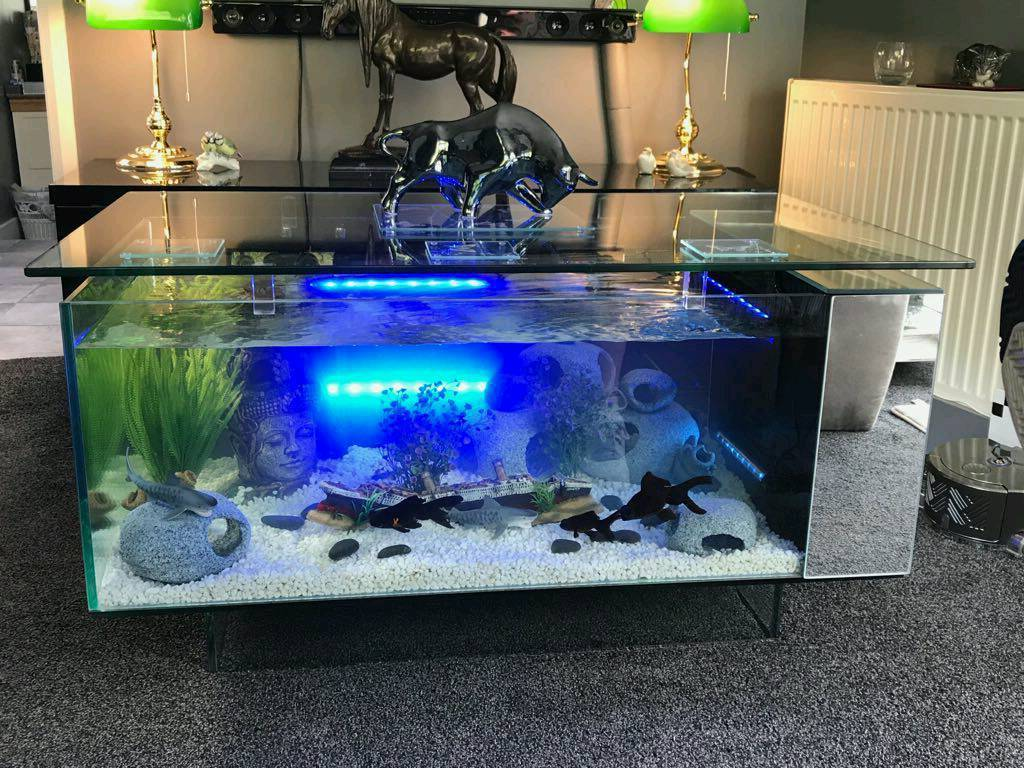 aquarium coffee table for sale 01