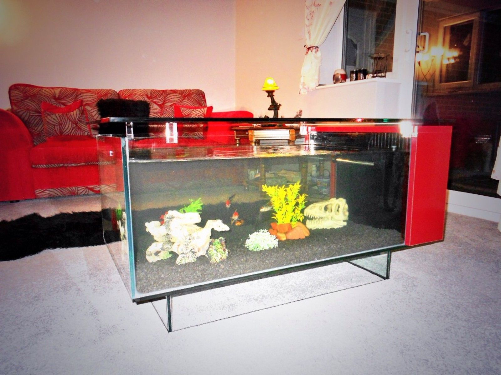 aquarium coffee table for sale 14