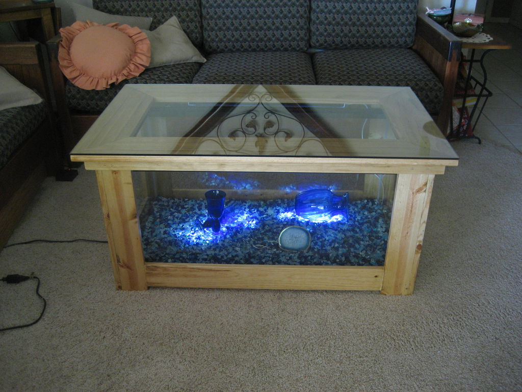 aquarium coffee table for sale 17