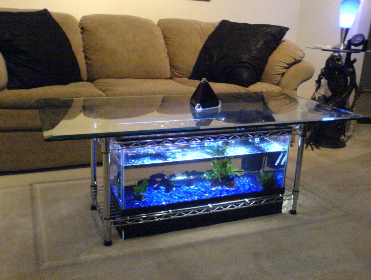 aquarium coffee table for sale 18