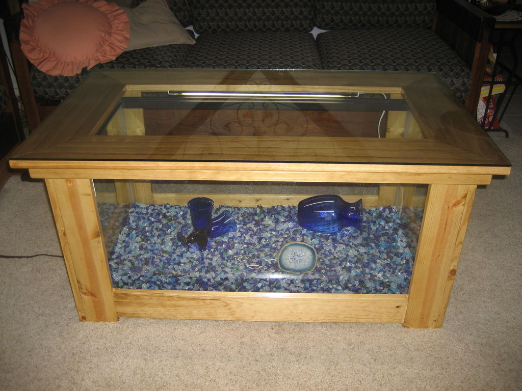 aquarium coffee table for sale 23