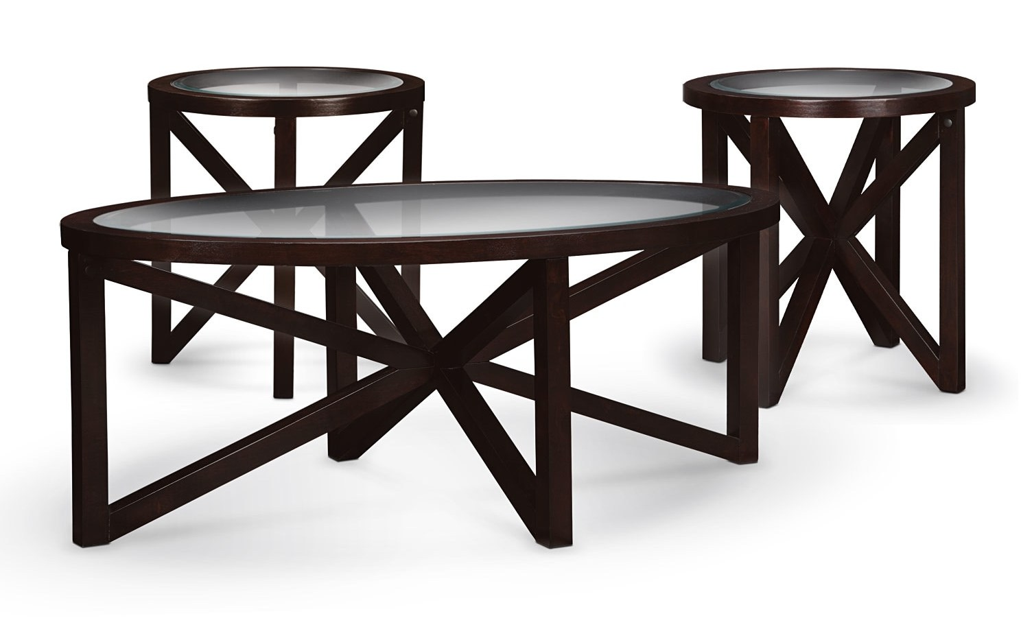 black coffee and end table sets 08