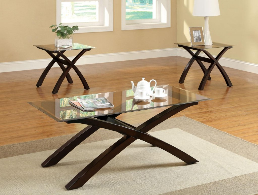 black coffee and end table sets 13