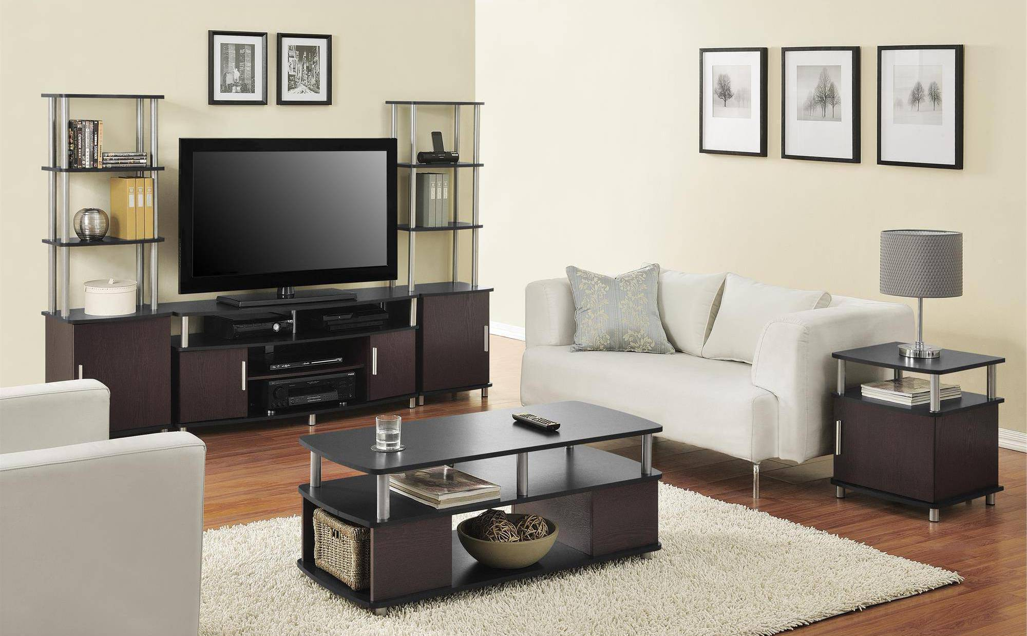 black coffee and end table sets 15