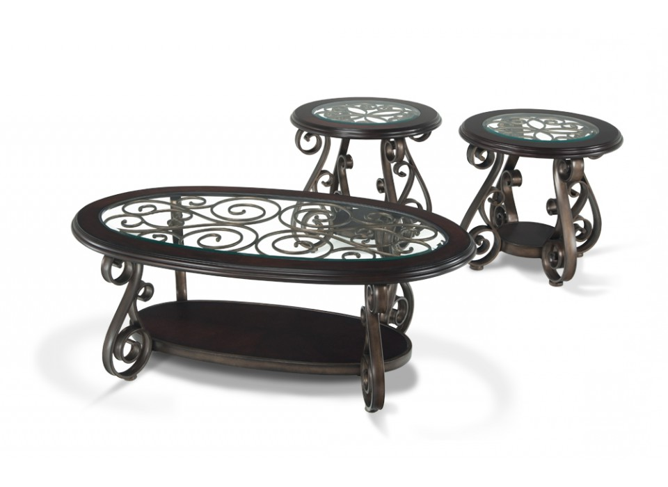 black coffee and end table sets 16