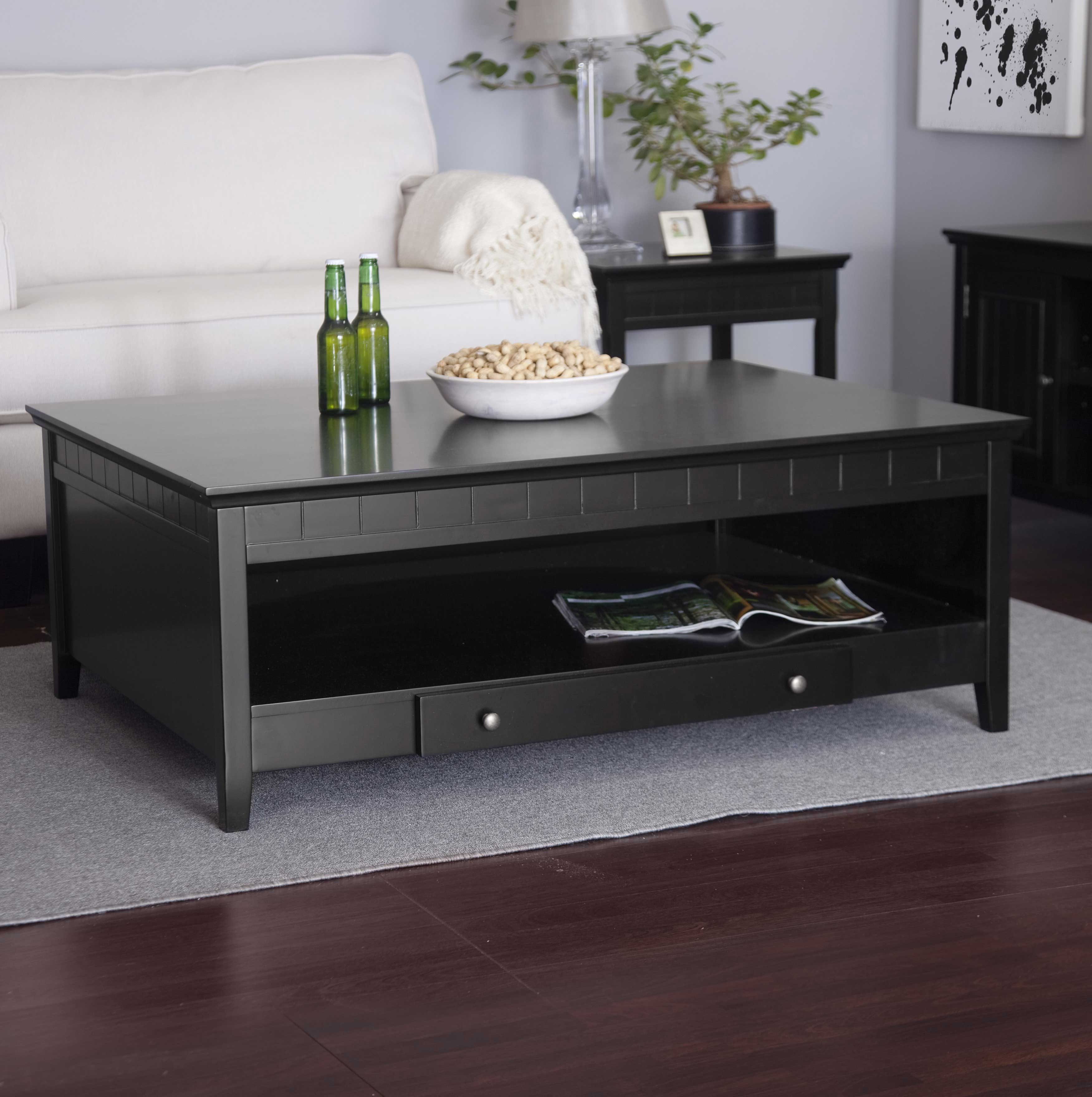 black coffee and end table sets 21